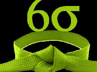 Certified Lean 6σ Green Belt